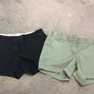 J Crew shorts bundle, priced to sell!